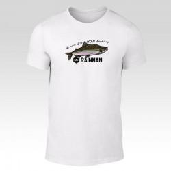 T-shirt with salmon RAINMAN...
