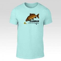 Fishing t-shirt with carp...
