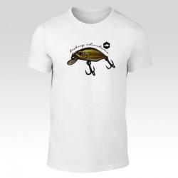 Marškinėliai žvejybai...